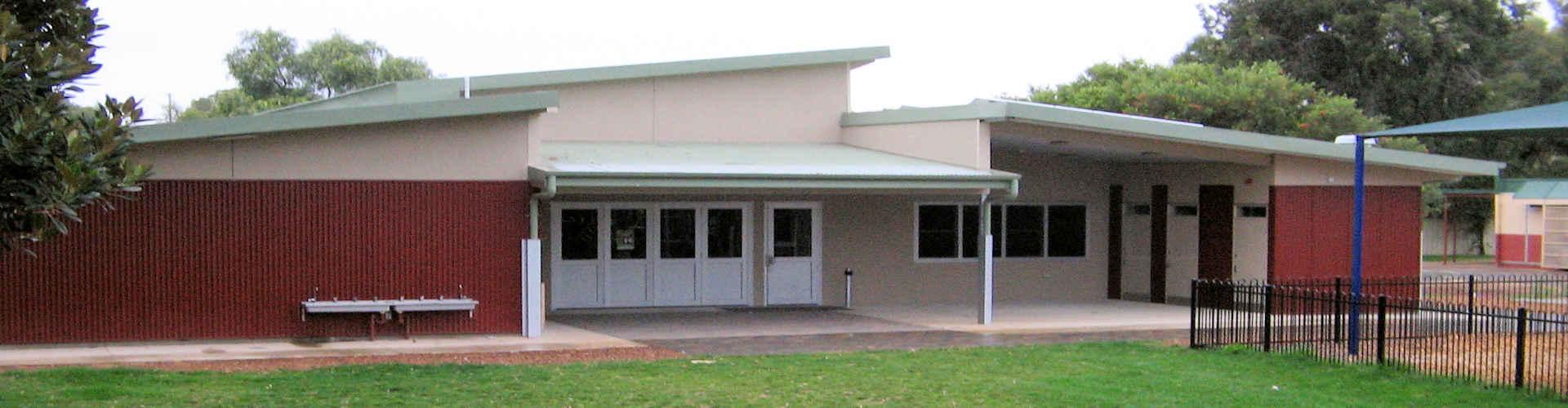 Angle Vale Primary School classroom Suite