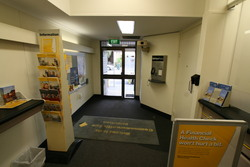 Security upgrades for the CBA branch at Bordertown