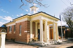 The old Unley Police Station & Courthouse refurbished for St john Ambulance