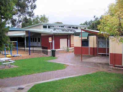 Angle Vale Classroom Block