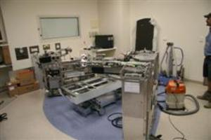 Adelaide Eye and Laser surgical room