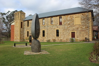 Heritage - Government House, Thebarton Barracks. Terowie, Smyth Chapel -iconic landmarks restored.