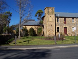 Heritage building Hahndorf Memorial Institute was restored with amenity addition by Brimblecombe Builders