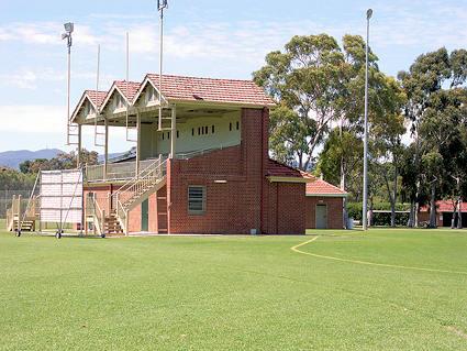 Park 10 Adelaide parklands
